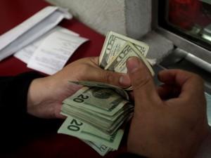 Cotação do dólar frente o real. (Foto: Reuters)