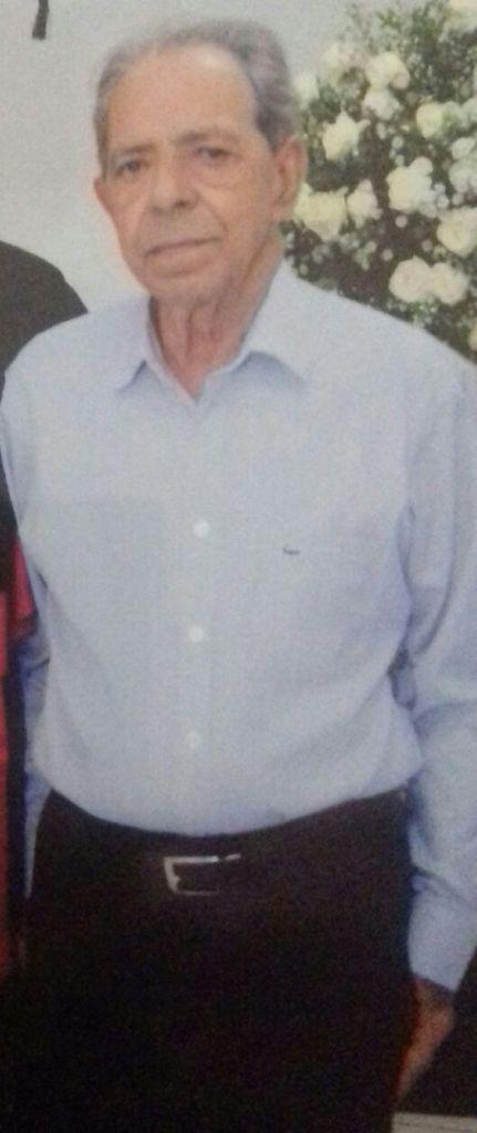 Faleceu nesta terça-feira (1), aos 83 anos, às 15:40, Domingos Tavares da Silva