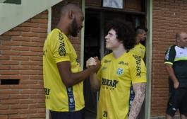 Caldense apresenta elenco e inicia preparação para o Mineiro 2017