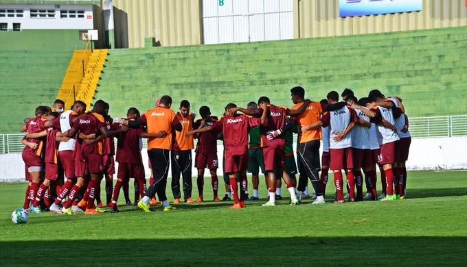 Boa Esporte vai selecionar jogadores para a temporada 2017 (Foto: Régis Melo)