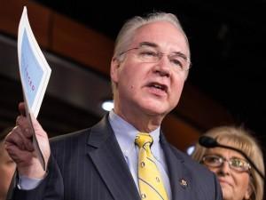 Deputado republicano Tom Price é um crítico do Obamacare (Foto: Joshua Roberts/Reuters)