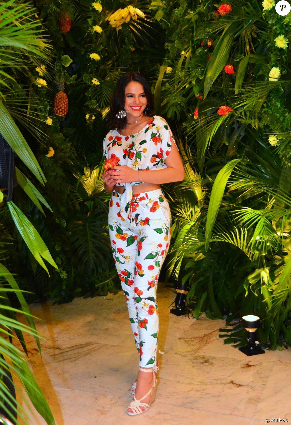 Bruna Marquezine deverá ser a vilã da novela 'O Sétimo Guardião', trama prevista para estrear em 2018 © AGNews