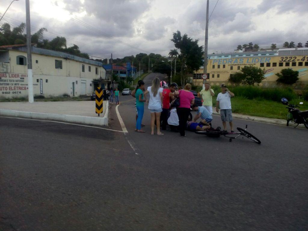 De acordo com a Polícia Militar Rodoviária, o acidente foi próximo a passarela de pedestres no Parque Mariela