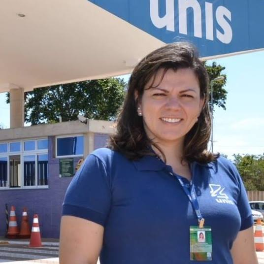 A professora Alessandra Souza apresentou sua pesquisa para a banca de qualificação de mestrado. Ela, que é Coordenadora do Núcleo de Gestão em Educação e Negócios do Centro Universitário do Sul de Minas