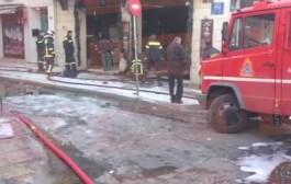 Explosão em cafeteria de Atenas deixa um morto e cinco feridos