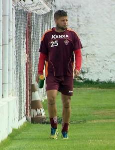 Romário Marques atacante Boa Esporte (Foto: Reprodução EPTV)