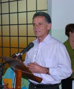 """""""A ideia é dar publicidade a importância do plano e identificar em campo os diferentes anseios da população"""",declarou o vice prefeito, Verdi Melo"""