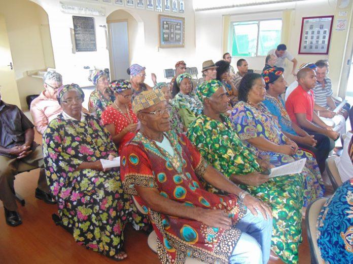 Grupo Afro Trespontano acompanhou a votação da criação do Conselho Municipal de Política de Igualdade Racial.
