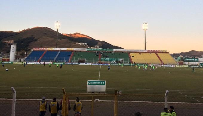 Partida pela Copa do Brasil está marcada para o dia 8 de fevereiro, no Ronaldão.
