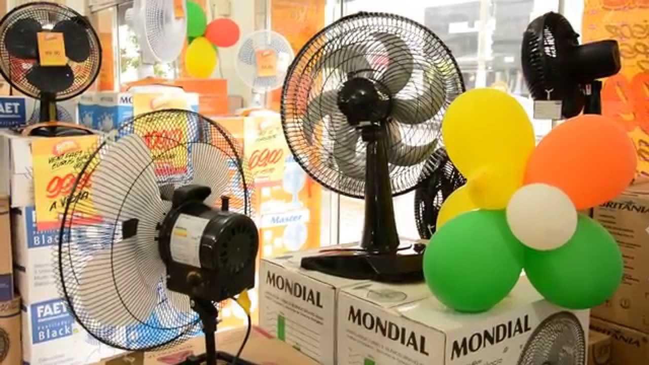 Expectativa é terminar o mês de janeiro com crescimento de dois dígitos nas vendas dos ventiladores.