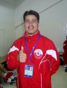 Preparador Valdemar Fernandes vai trabalhar com o treinador Julinho Camargo no Boa Esporte (Foto: Divulgação Boa Esporte)