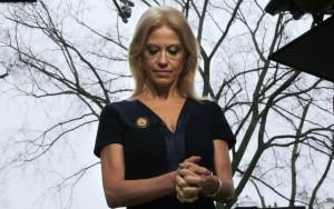 Kellyanne Conway, alta conselheira do governo de Donald Trump, em imagem de arquivo (Foto: Reuters/Carlos Barria)