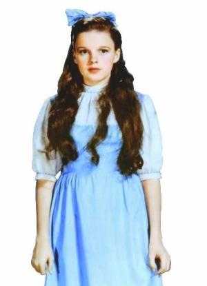 Judy Garland tinha 16 anos quando filmou o longa-metragem