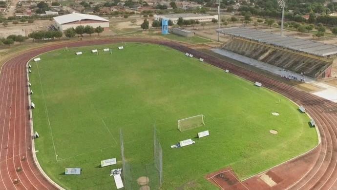 O local da partida entre São Raimundo-RR e Boa Esporte é a Vila Olímpica Roberto Marinho (Foto: Divulgação)