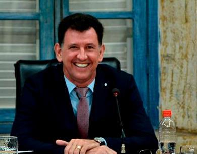 vereador Pastor Fausto apresentou uma indicação na Câmara de Varginha solicitando que seja realizada uma campanha para limpeza pública na cidade