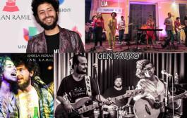 Quinta da Boa Música tem show triplo nesta semana