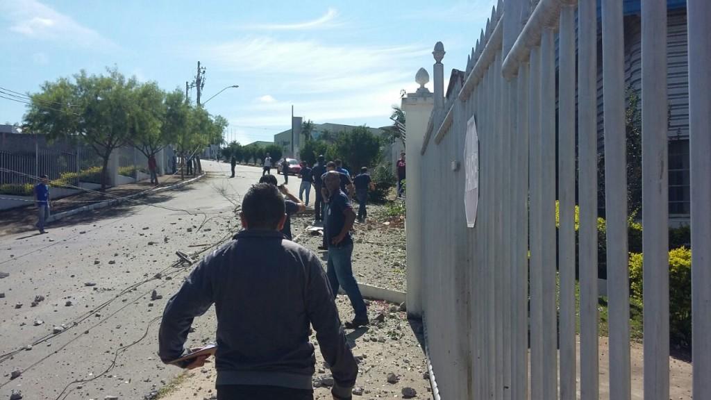 As causas do acidente ainda estão sendo investigadas. Foto: Redes Sociais