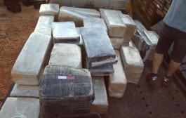 Polícia apreende quatro toneladas de drogas na MG-459, em Pouso Alegre