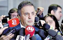 Gilmar Mendes suspende interrogatório de Aécio na Lava Jato