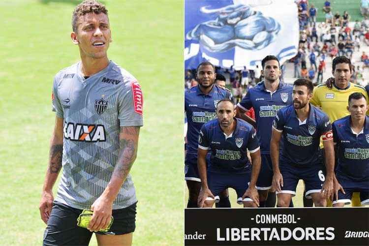 Marcos Rocha tem valor de mercado maior do que todo o time do Sport Boys, da Bolívia