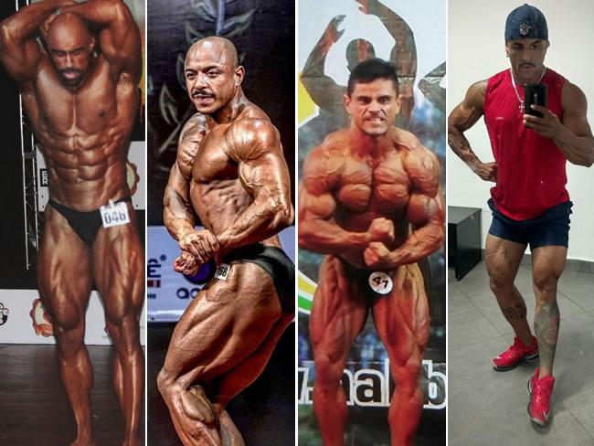 Dos quatro competidores de Varginha, três foram campeões na competição em 2016 em suas respectivas categorias.  Foto Divulgação