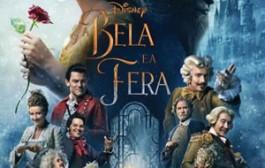A Bela E A Fera com Emma Watson em cartaz no Cinemark Varginha