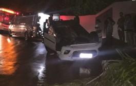 Chuva em Varginha deixas bairros sem energia elétrica