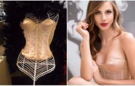 Peça usada por Marylin Monroe inspira coleção de lingerie em Juruaia