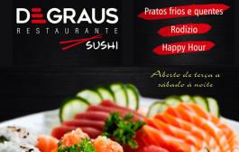 Degraus Restaurante Sushi