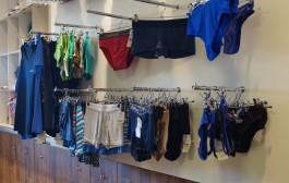Com crescimento da moda íntima masculina, empresários investem em loja dedicada ao setor em Juruaia
