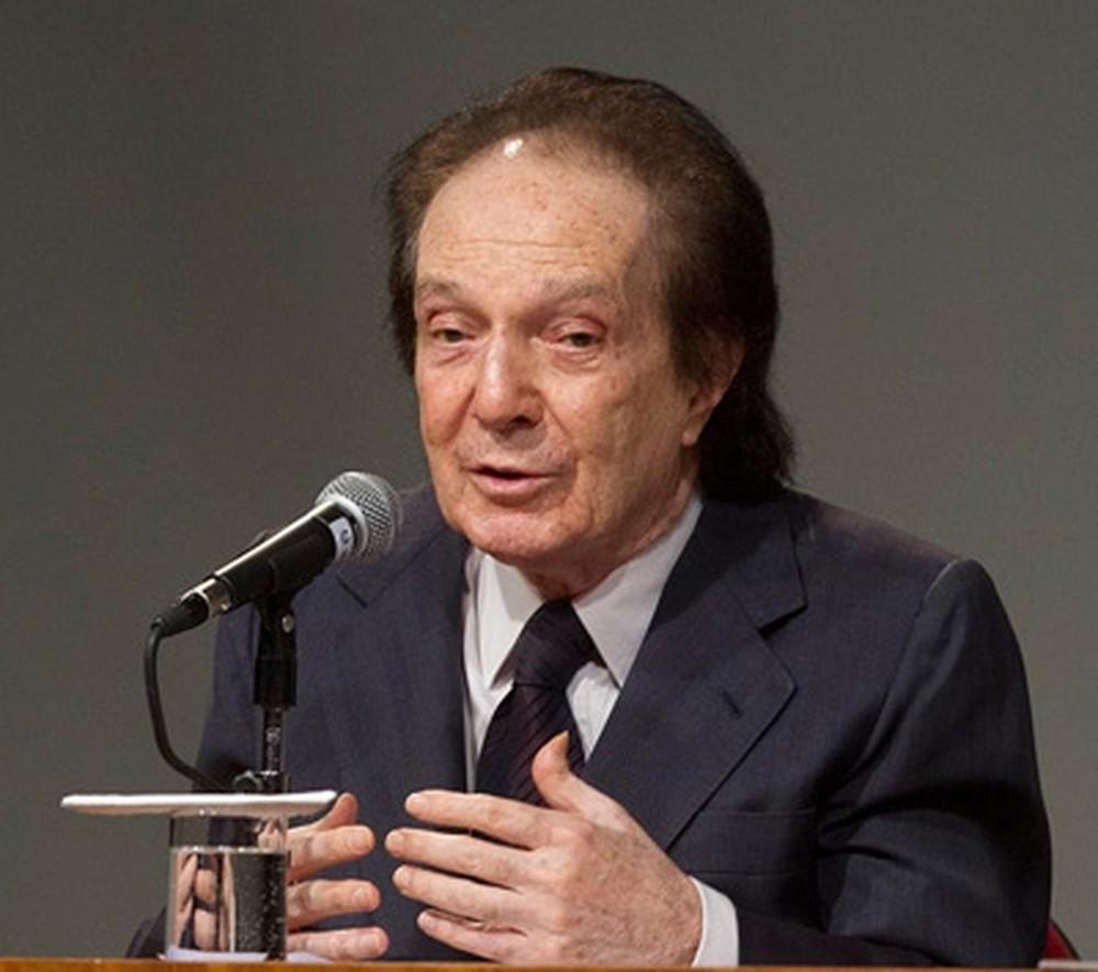 Acadêmico Eduardo Portella morreu nesta terça-feira, no Rio de Janeiro (Foto: Reprodução/ABL)
