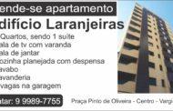 Venda de apartamento no Edifício Laranjeiras no Centro em Varginha