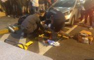 Jovem de 17 anos é esfaqueado no Centro de Varginha