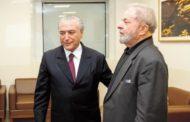Lula avalia que Temer ganhou sobrevida