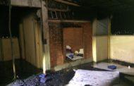 Escola municipal é atingida por incêndio em Poços de Caldas