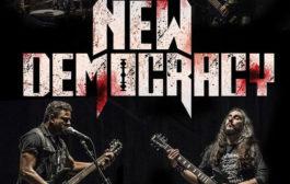 Dia mundial do rock será comemorado na Quinta da Boa musica com show da Banda New Democracy