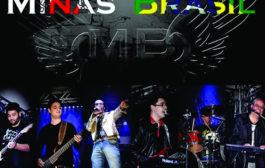 Dia 27 no Quinta da Boa Musica a atração será a Banda Minas Brasil