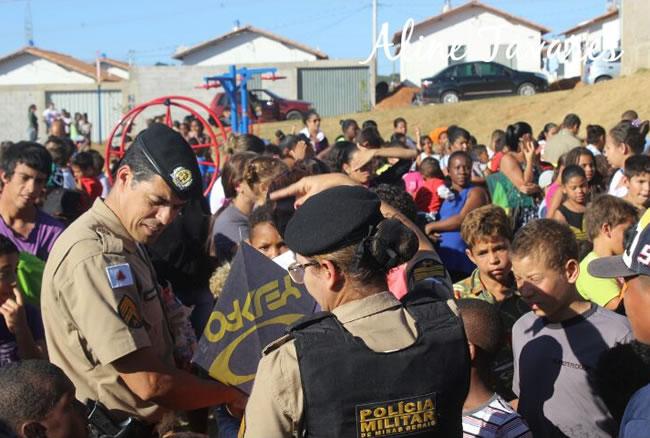 1º Encontro de Pipa sem Cerol reúne mais de 600 crianças em Varginha