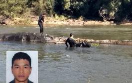 No Rio Verde em Varginha jovem de 19 anos morre afogado