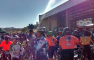 Primeiro Trilhão do Corpo de Bombeiros reúne mais de 260 ciclistas em Varginha