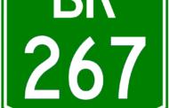 Criança de 7 anos morre em acidente na BR-267, em Campestre