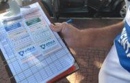 CDCA divulga lista de selecionados para prova escrita para as vagas na Área Azul