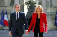 Primeira-dama francesa, Brigitte Macron, fala sobre seu papel público em 1ª entrevista