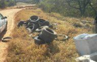 Prefeitura disponibiliza barracão para descarte de pneus