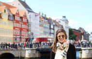 Blogueira sul mineira participa de evento na Dinamarca