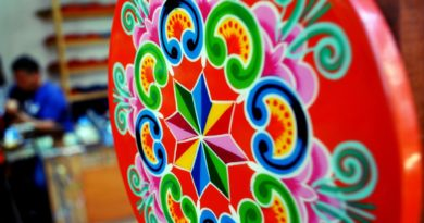 Carretas de Sarchi misturam arte e tradição cafeeira na Costa Rica