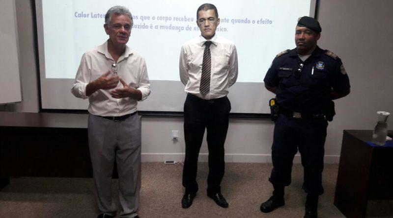 Vérdi dá boas vindas a nova turma da guarda civil municipal