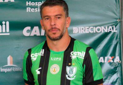 Leandro Donizete é apresentado no América