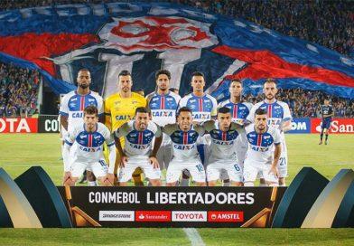 Cruzeiro amarga sua segunda pior média de gols em início de fase de grupos da Libertadores
