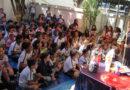 Casa da Cultura reúne 120 estudantes no Dia Nacional do Livro Infantil